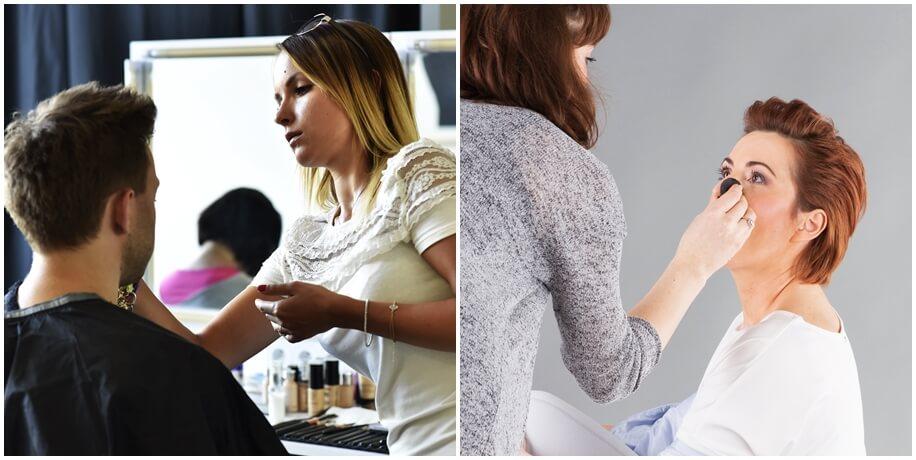 makijaż biznesowy, sesja biznesowa,