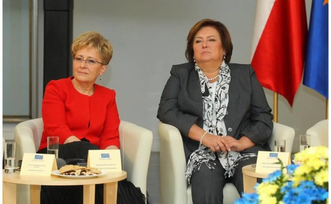 El¿bieta Radziszewska, Anna Komorowska