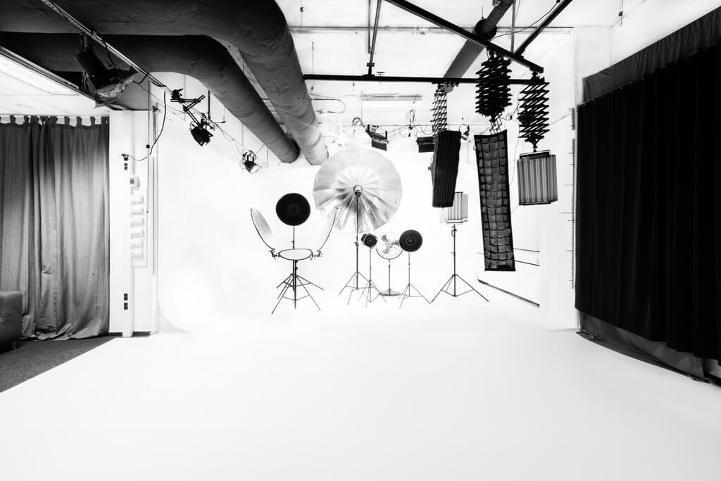 studio fotograficzne - cyklorama