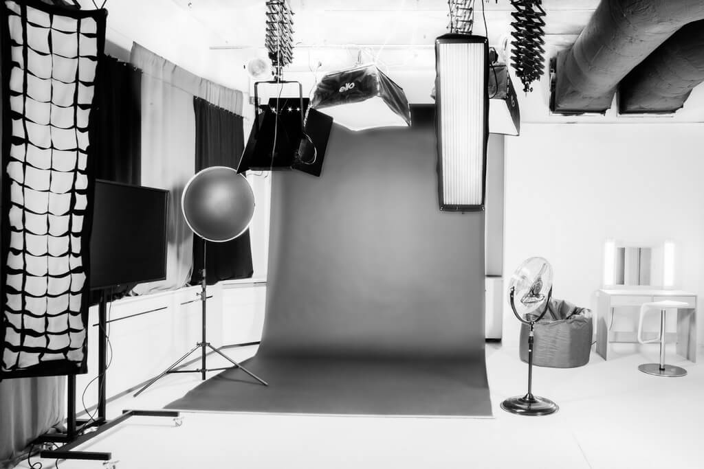 studio fotograficzne - tła kartonowe