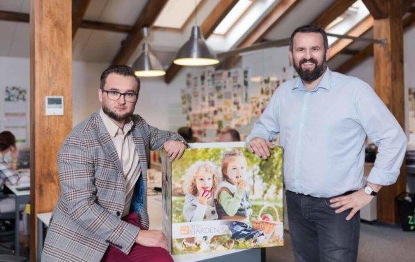 Zdjęcia wizerunkowe właścicieli firmy FRUCTOPLANT