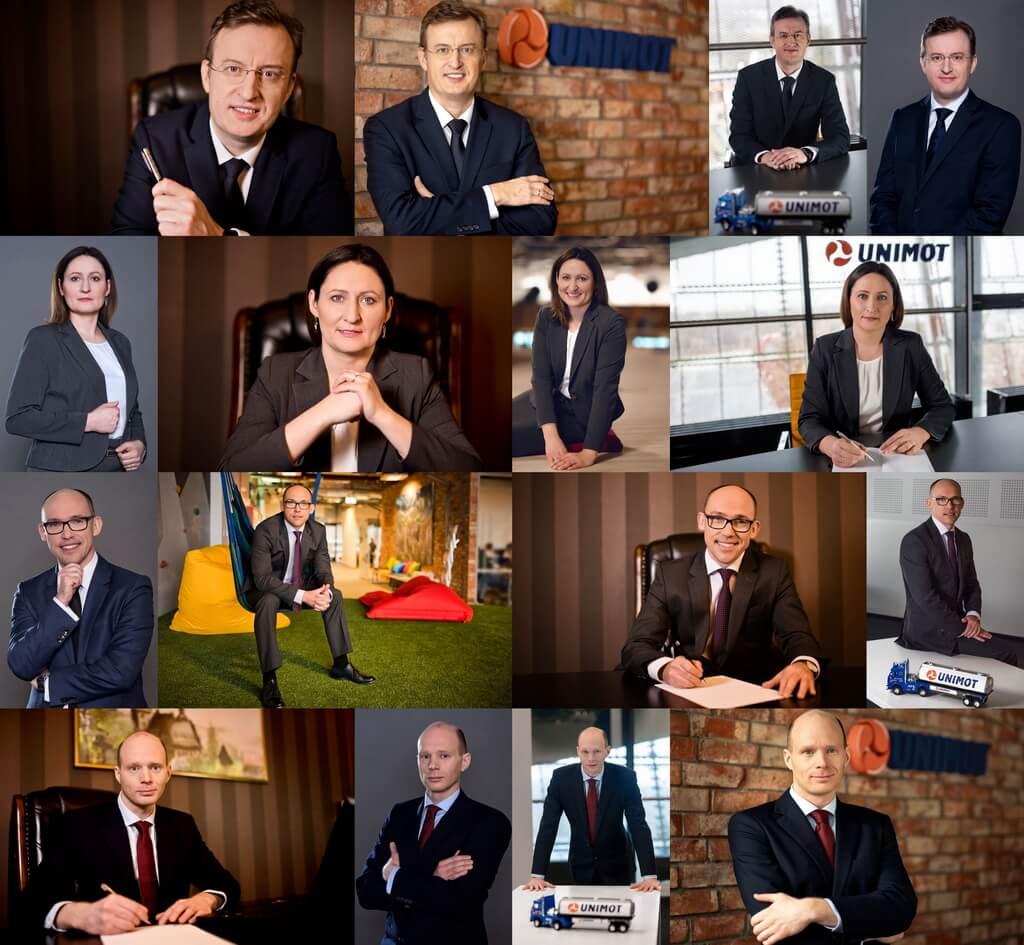 profesjonalne zdjęcia biznesowe