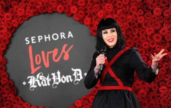 Obsługa foto SEPHORA loves Kat Von D