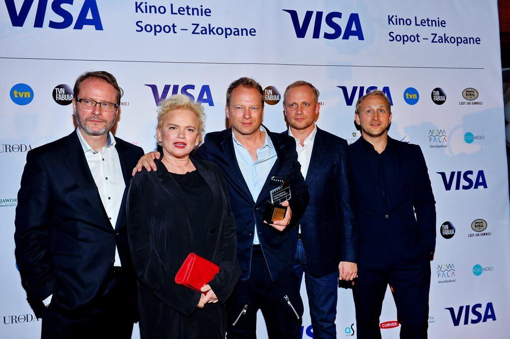 Artur Żmijewski, Katarzyna Figura, Maciej Stuhr, Piotr Adamczyk, Borys Szyc